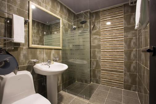 The Bs Hotel - Busan - Bathroom