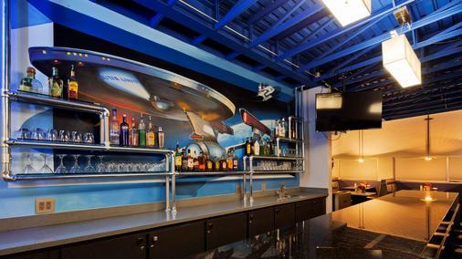 Best Western Space Age Lodge - Gila Bend - Bar