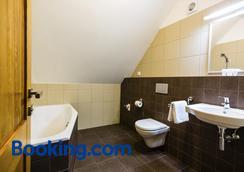 Penzion U Barana - Trojanovice - Bathroom