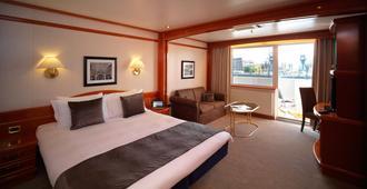 Sunborn London - London - Bedroom