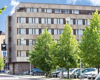 First Hotel Grand Falun - Falun - Gebouw