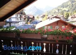 Hotel garni Alpenruh - Lenk im Simmental - Building