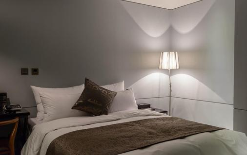 Jb Design Hotel - Busan - Phòng ngủ