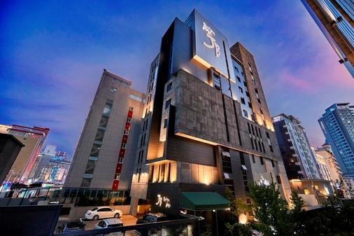 Jb Design Hotel - Busan - Toà nhà