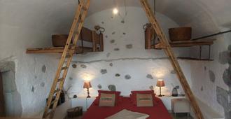 Domaine Du Grand Cellier - Les Chambres D'hotes En Savoie - Tournon - Camera da letto
