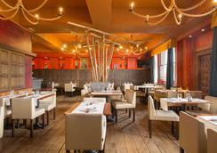 貝里酒店 - 布爾吉 - 布爾日 - 餐廳