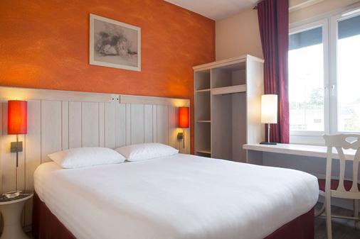 貝里酒店 - 布爾吉 - 布爾日 - 臥室