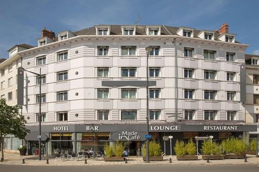 貝里酒店 - 布爾吉 - 布爾日 - 建築