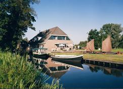 Hotel de Harmonie - Giethoorn - Bâtiment