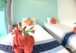 芭東客房酒店 - 巴東 - 芭東海灘 - 臥室