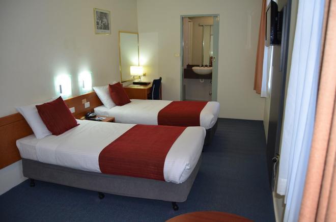 德維爾飯店 - 雪梨 - 臥室