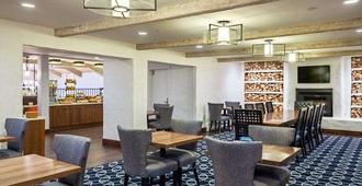 Hotel Pacific - Monterrey - Restaurante