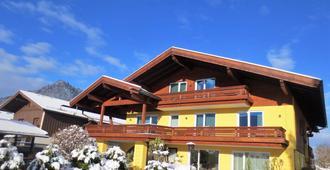 Hotel Alp Inn - Ruhpolding - Rakennus