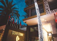 Down Town Hotel By Business & Leisure Hôtels - Casablanca - Edificio