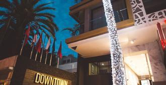 Down Town Hotel By Business & Leisure Hôtels - Casablanca - Edificio