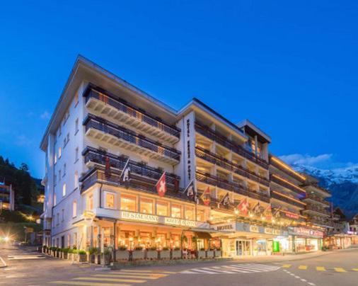 Hotel Kreuz & Post - Grindelwald - Building