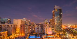 Hilton San Diego Gaslamp Quarter - San Diego - Outdoor view
