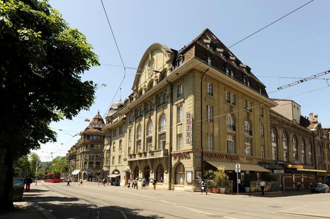 Hotel National Bern - Bern - Building