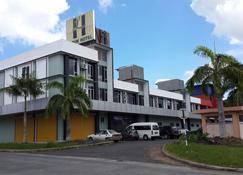 Labuk Hotel - Sandakan - Bygning