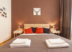 Nejedleho Apartmeet - Praga - Habitación