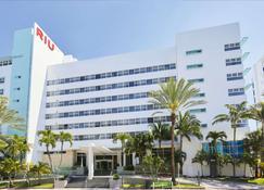 Riu Plaza Miami Beach - Miami Beach - Edifici