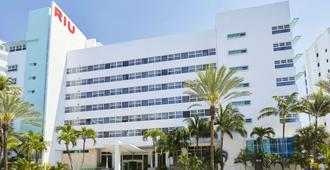 Riu Plaza Miami Beach - Miami Beach - Building