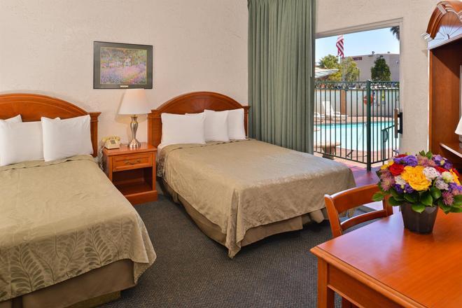 Americas Best Value Inn Loma Lodge - Σαν Ντιέγκο - Κρεβατοκάμαρα