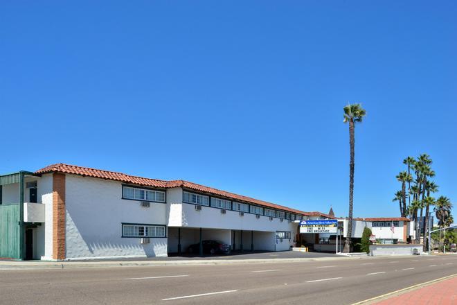 Americas Best Value Inn Loma Lodge - Σαν Ντιέγκο - Κτίριο