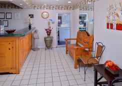 Americas Best Value Inn Loma Lodge - Σαν Ντιέγκο - Σαλόνι ξενοδοχείου
