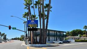 Americas Best Value Inn Loma Lodge - San Diego - Gebäude