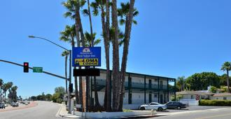 Americas Best Value Inn Loma Lodge - San Diego - Toà nhà