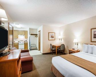 Quality Inn - Mount Vernon - Ložnice
