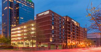 Courtyard by Marriott Louisville Downtown - Louisville - Bygning