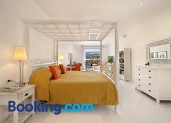 Hotel Bristol - Sorrento - Phòng ngủ