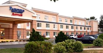 Fairfield Inn & Suites Hartford Airport - Виндзор Локс