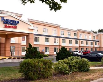 Fairfield Inn & Suites Hartford Airport - Windsor Locks - Gebouw
