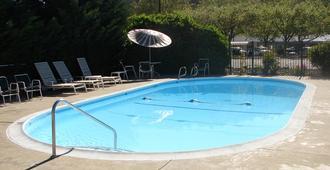 Klamath Motor Lodge - Yreka - Pool