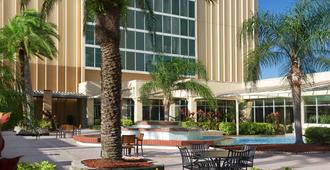 DoubleTree by Hilton at the Entrance to Universal Orlando - Ορλάντο - Βεράντα