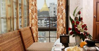 Crystal Palace Hotel - Yangon