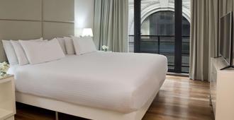 NH Buenos Aires Florida - בואנוס איירס - חדר שינה