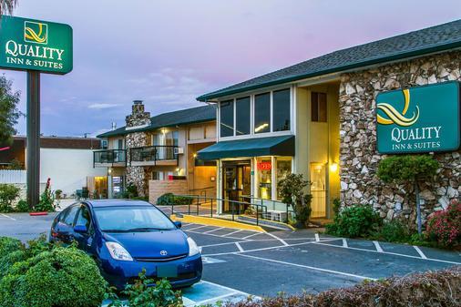 矽谷品質套房酒店 - 聖塔克拉拉 - 聖克拉拉 - 建築