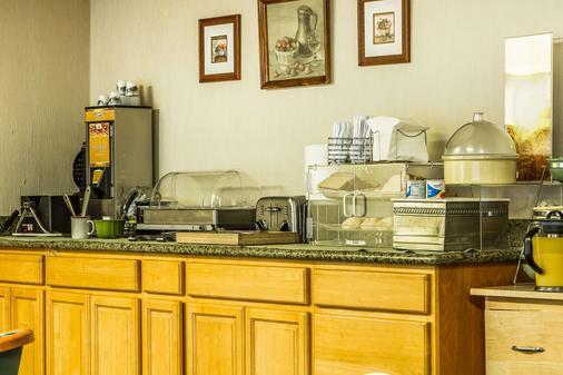 矽谷品質套房酒店 - 聖塔克拉拉 - 聖克拉拉 - 自助餐