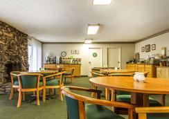 矽谷品質套房酒店 - 聖塔克拉拉 - 聖克拉拉 - 餐廳