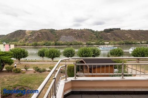 Hotel Villa am Rhein - Andernach - Balcony