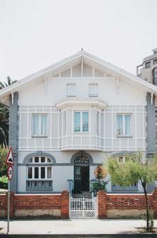 Alamar Surf House - Salinas - Building