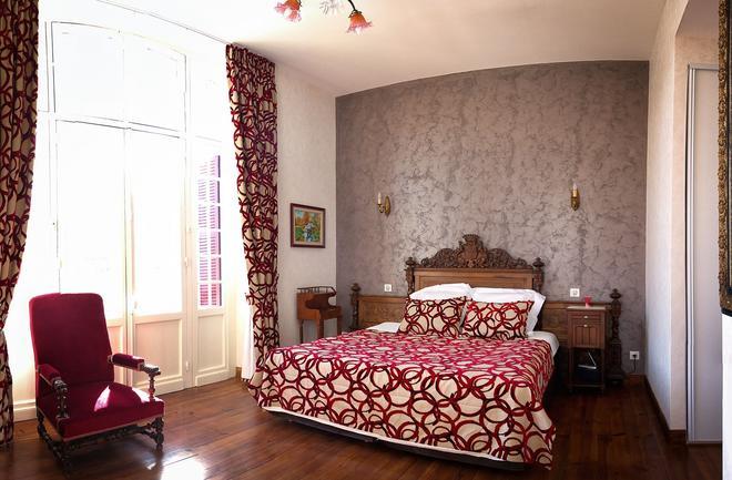 Villa l'Orante - Lourdes - Phòng ngủ