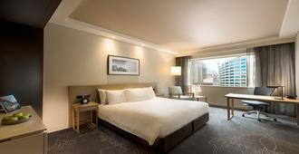 Parkroyal Darling Harbour, Sydney - Sydney - Bedroom