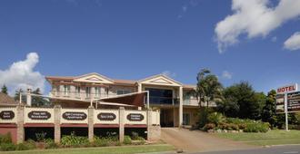 Highlander Motor Inn & Apartments - Toowoomba City