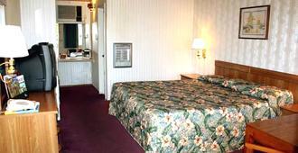 Economy Inn - Ukiah - Bedroom