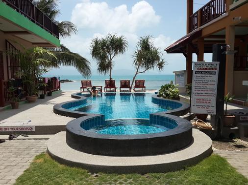 Mr. Black Resort - Ko Pha Ngan - Piscina